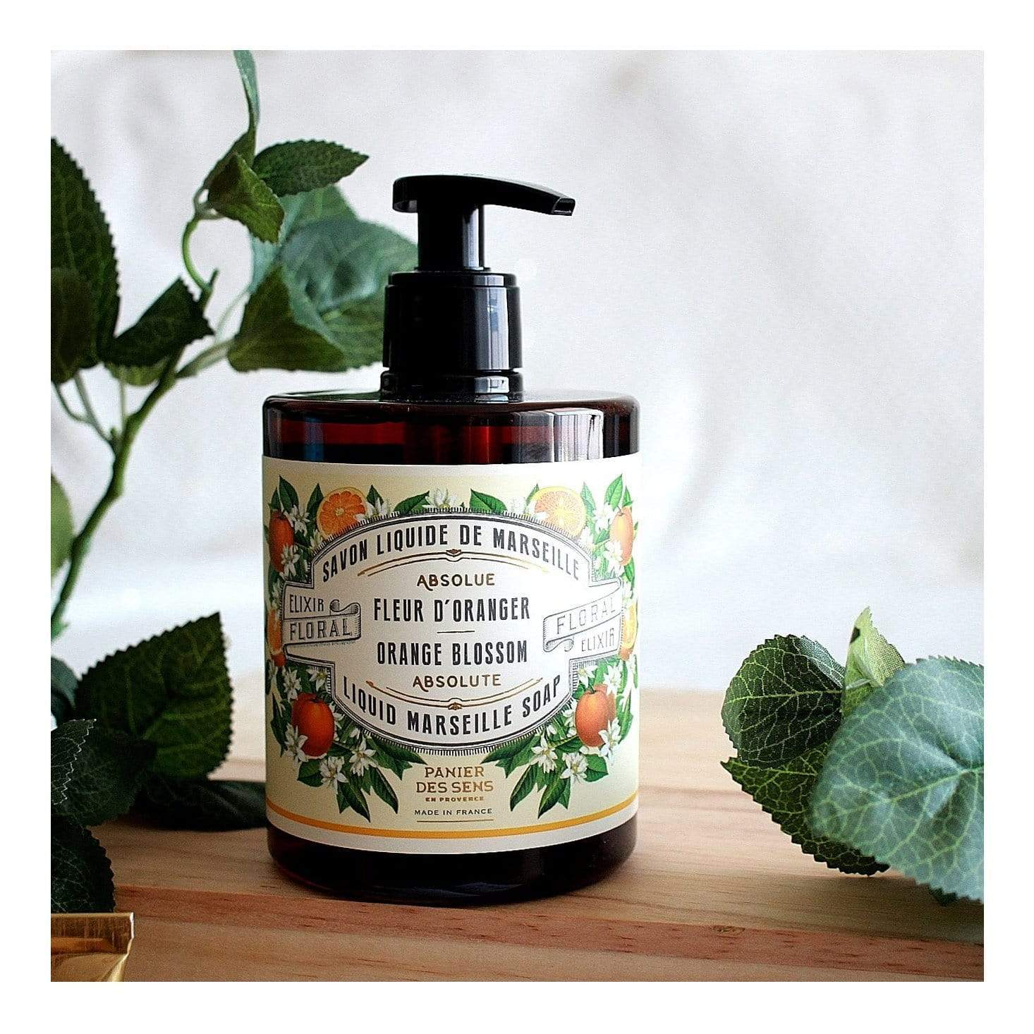 Panier des Sens Orange Blossom Hand & Body Wash