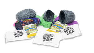 Mad Mattr Meteor Monsters 2 pack Bundle plus 1 Free Bonus Monster