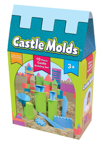 Castle Molds for Mad Mattr & Kinetic Sand