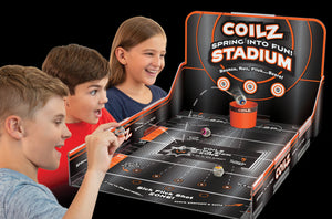 Coilz Stadium Sensory Toy Set