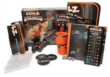 Load image into Gallery viewer, Coilz Stadium Sensory Toy Set