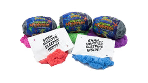 Mad Mattr Meteor Monsters 3 pack Bundle plus 2 Free Bonus Monsters