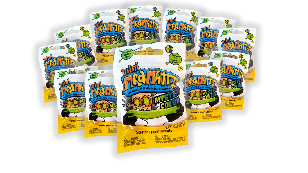 Mad Mattr Mini Party Pack - (12/pk)