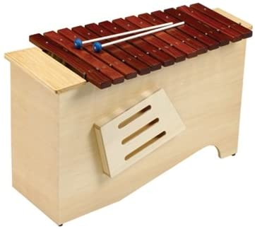 In Percussion XYL13B Bass Diatonic Xylophone
