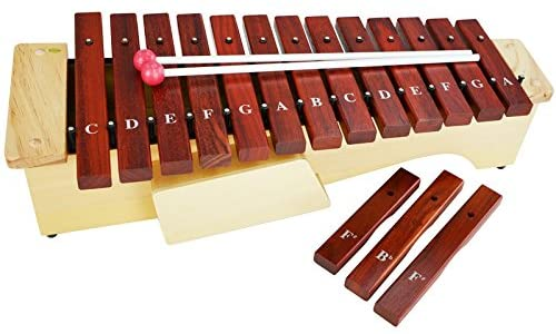 In Percussion XYL13S Soprano Diatonic Xylophone