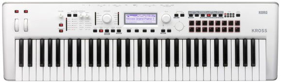 KORG KROSS 2 61-key Keyboard