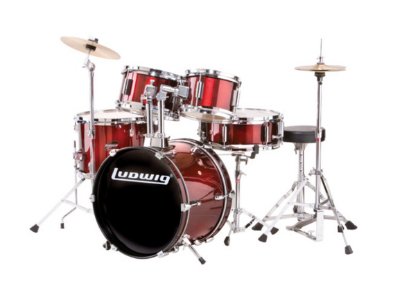 Ludwig Accent Junior 5pc Drumkit