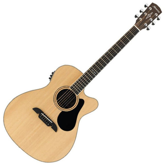 Alvarez Acoustic Electric Guitar AF70CE