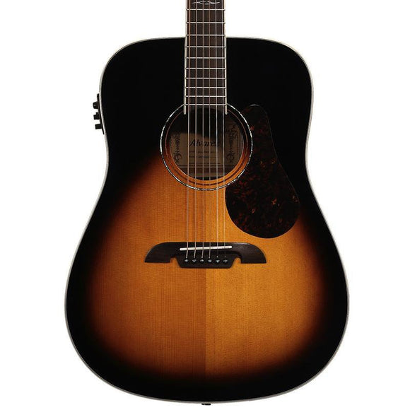 Alvarez Acoustic Electric Guitar AD60ESB