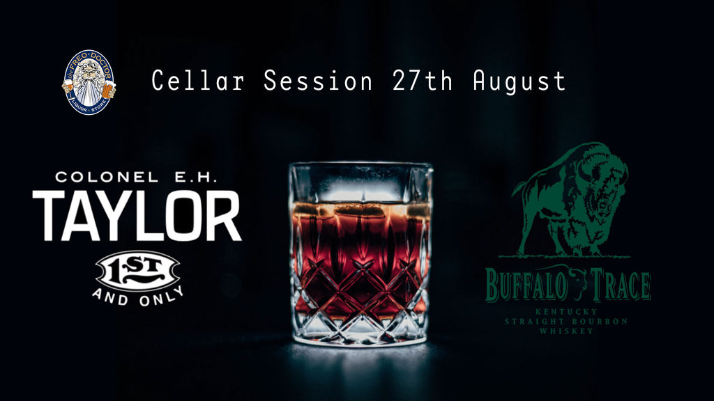 Cellar Session: EH Taylor & Buffalo Trace