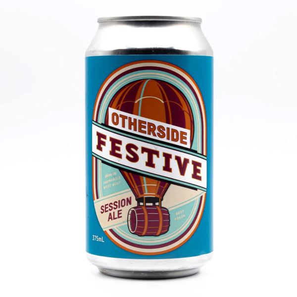 Otherside Festive Session Ale