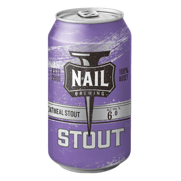 Nail Brewing Oatmeal Stout
