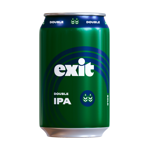 Exit Brewing Double IPA