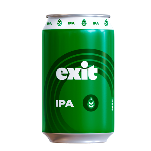 Exit Brewing IPA