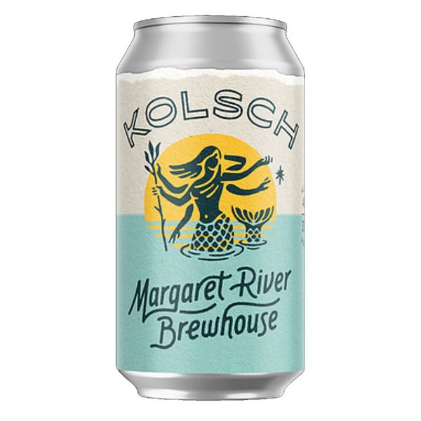 Margaret River Brewhouse Kolsch 375ml