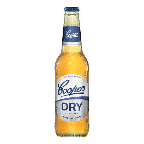 Coopers Dry 24x 355ml bottles