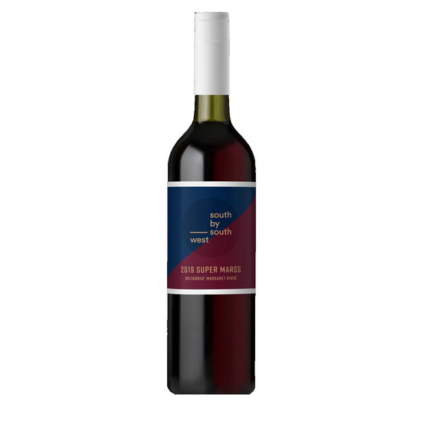 "2019  South by South West ""Super Margs"" Sangiovese Cabernet"