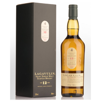 Lagavulin 12 Year Old (Special Release 2018) Cask Strength Single Malt Scotch Whisky