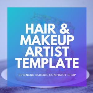 Hair and Makeup Artistry Agreement