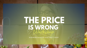 The Price Is Wrong Workshop