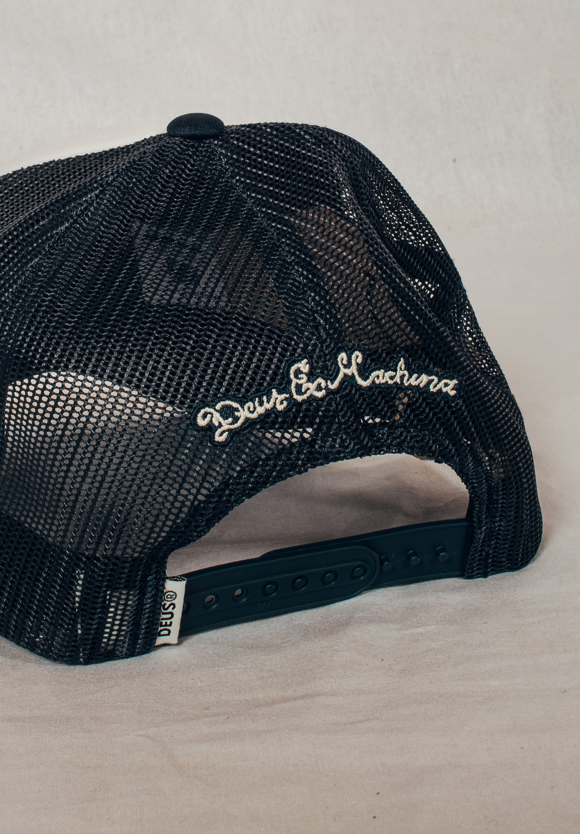 Deus Diamond Trucker Cap