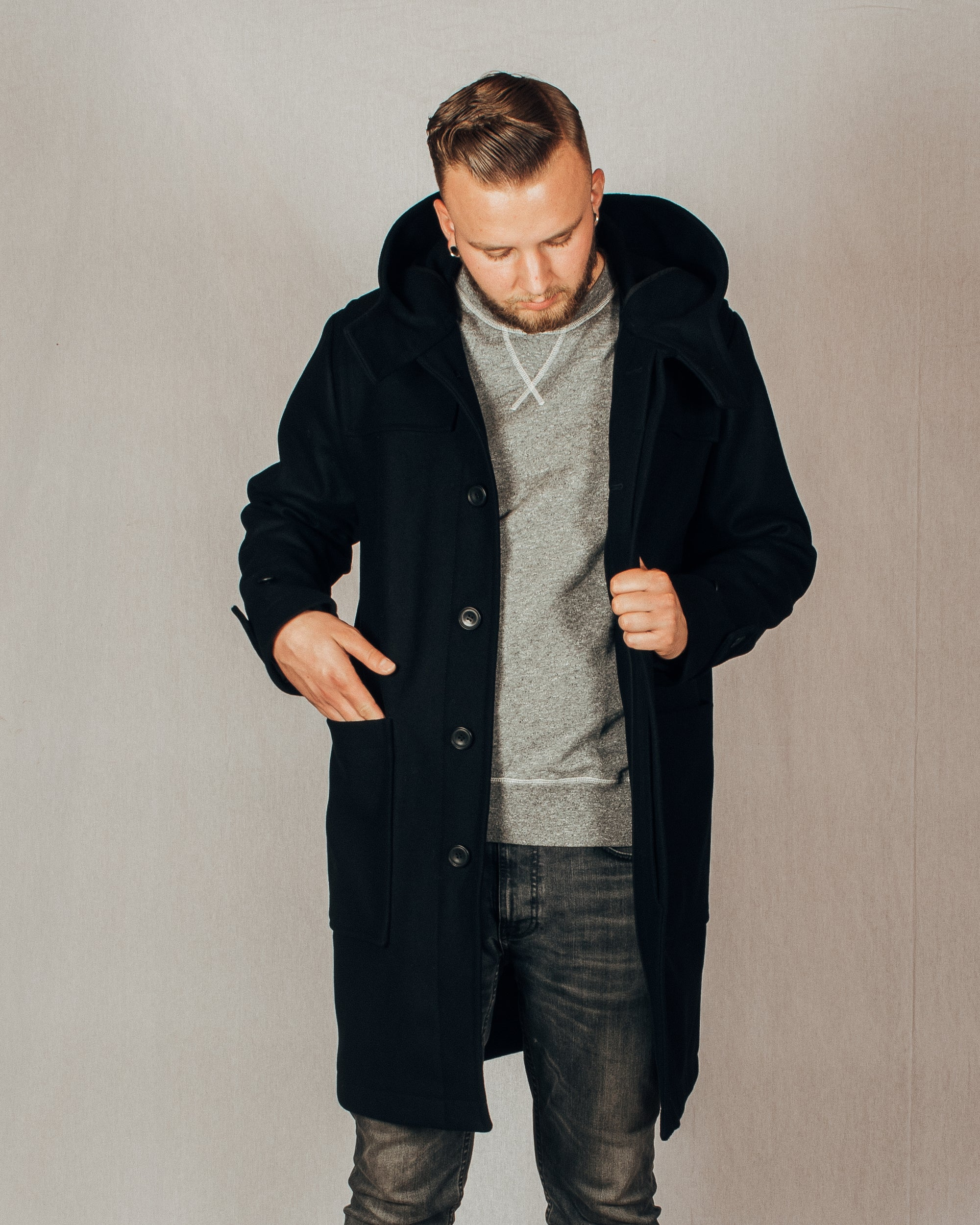 Nudie Danne Duffel Coat