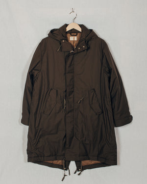 Nudie Kajjan Waxed Parka