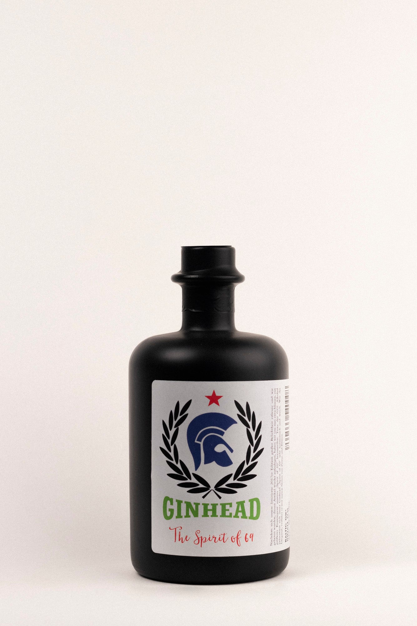 Ginhead Spirit of 69 Gin, 500ml