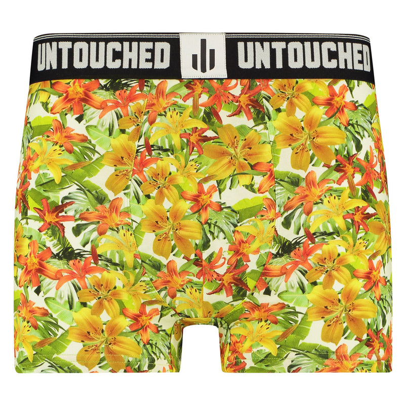 Boxer - Tropical Flower