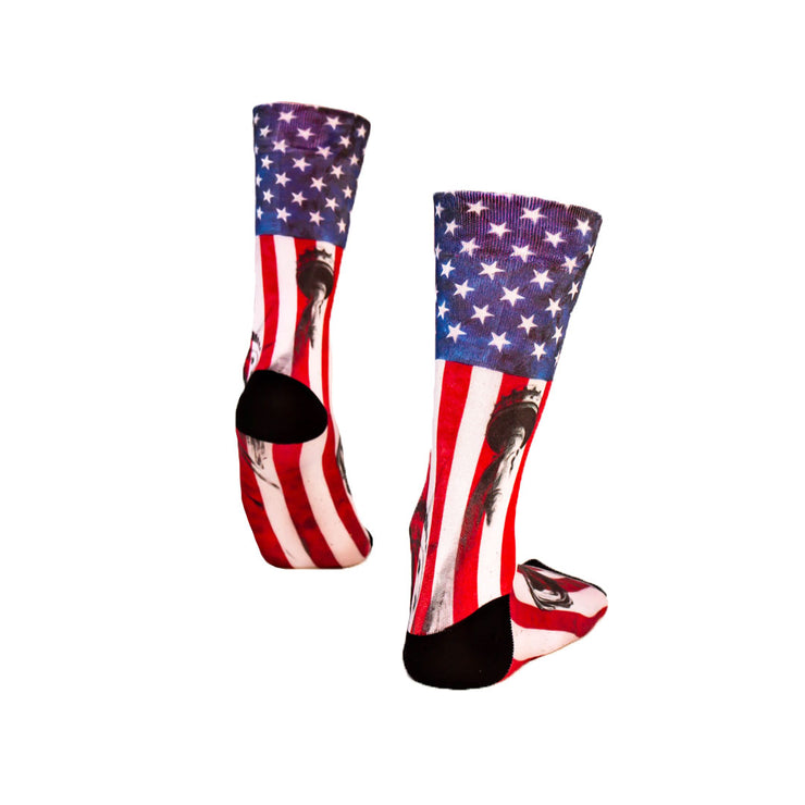 Sock My Stars And Stripes