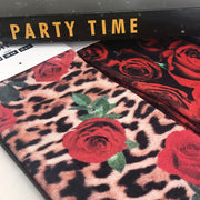 GIFTBOX - LEOPARD ROSE + ROSES