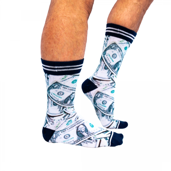 Socks & Boxer Pack - Dollars