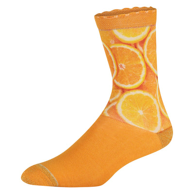 Sock My Orange Women