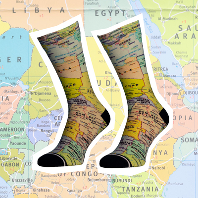 Sock My Map
