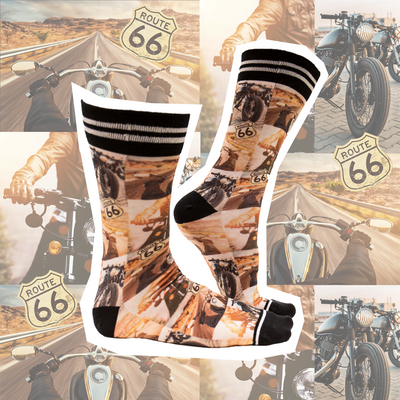 Sock My Route 66