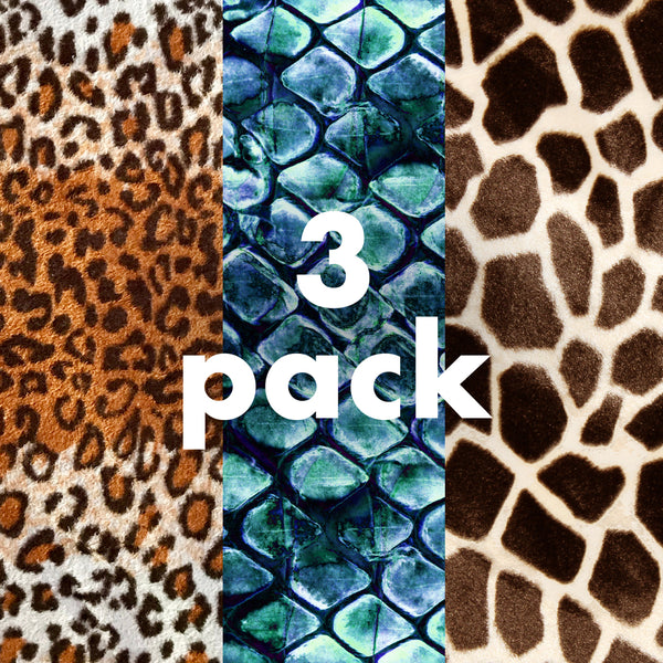 3 Pack Sokken - Striking Camouflage