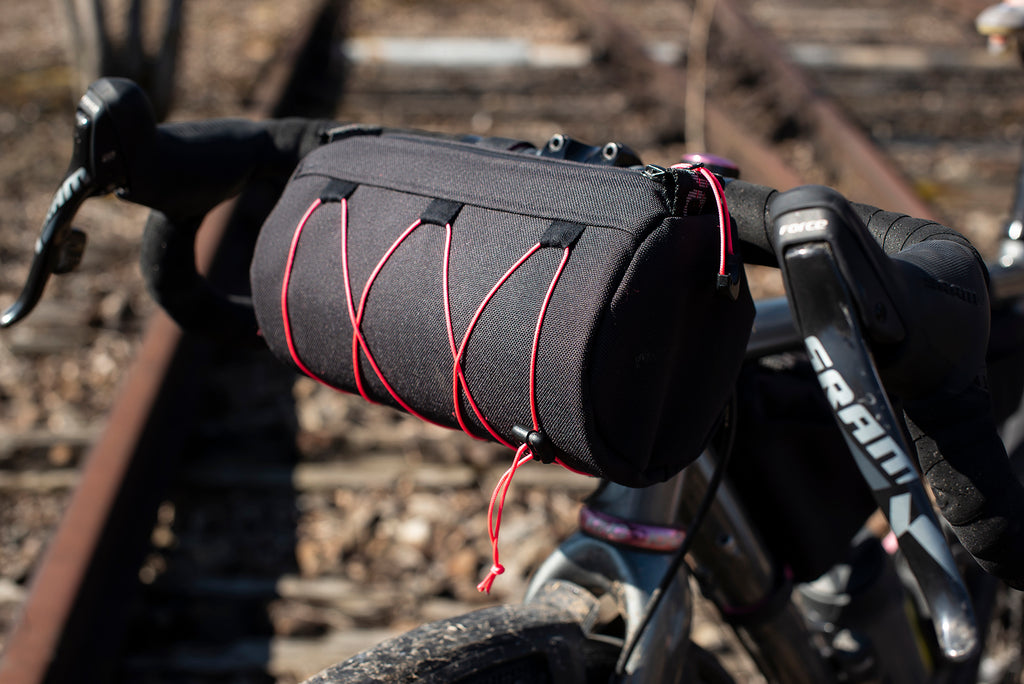 Bike handle bar bag