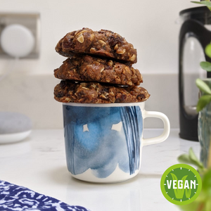 Bake-at-Home Oat & Raisin Cookies Vv (4 Cookies)