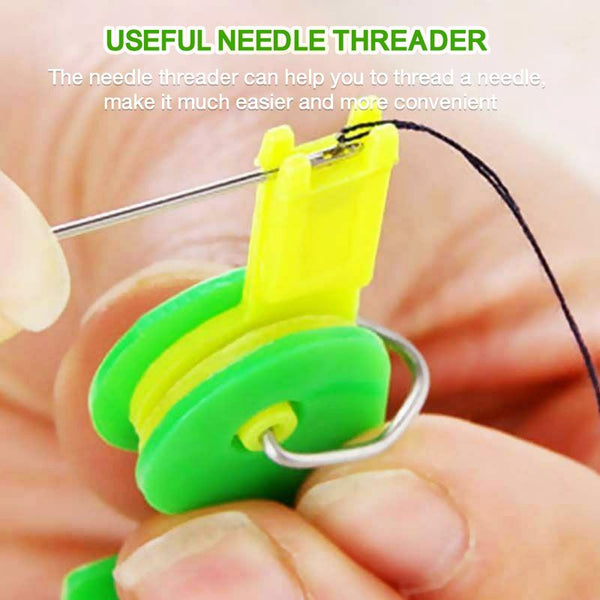 (🎄Early-Christmas Flash Sale🎄-48% OFF)Auto Needle Threader(Buy 3 get 2 free!)