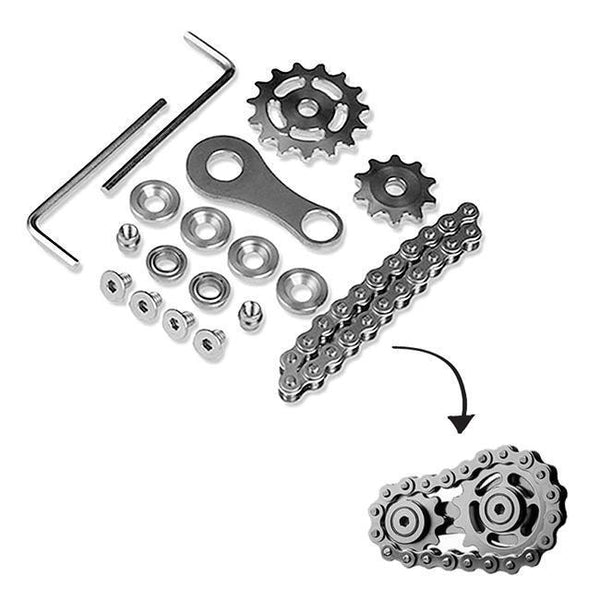 [Buy 2 free shipping]  Fingertip Gyro Sprocket 16 Precision Parts Kit