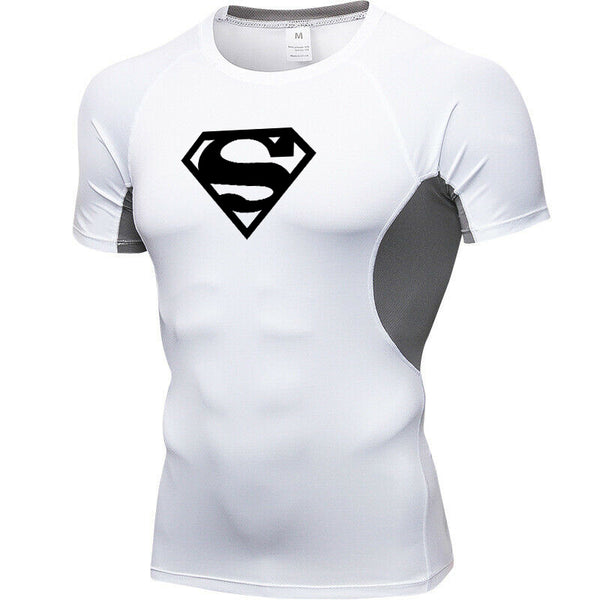 Sportswear Compression Fitness Shirt