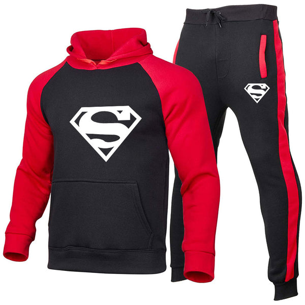 2021 Casual running sportswear suit sweatshirt
