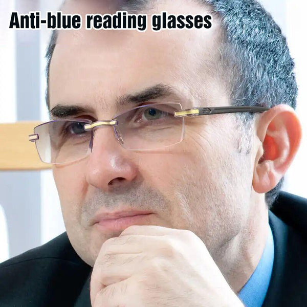 Anti-Blue Ray Reading Glasses(Buy 3 Free Shipping)