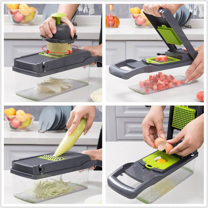 NeetPacket™ Smart Vegetable Slicer