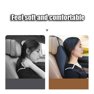 Car Seat Headrest Neck Rest Cushion