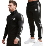 2021 New Men Fashion Striped Long Sleeve Hoodies+Pants Set (BUY 2 get FREE SHIPPING & 10% OFF)