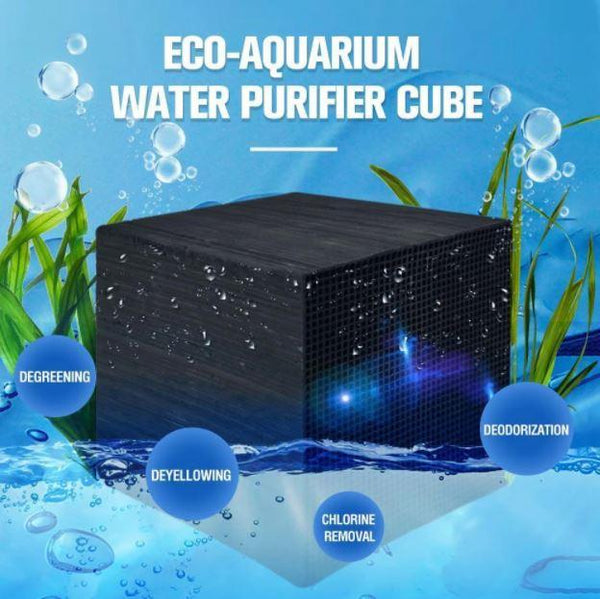 Eco-Aquarium Water Purifier Cube(Buy 2 free shipping)