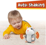 Talking Hamster-Repeat Anything It Hears🔥50% OFF🔥