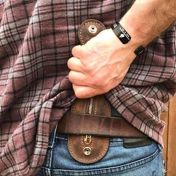 Buy 2 get 1 free Men's Multi-Tool Coin Purse Outdoor Self-Defense Wallets