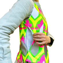 Load image into Gallery viewer, Raga Cycling Waistcoat by Agata Rybicka. Size 6
